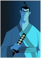The Samurai by ArbitraryLabby