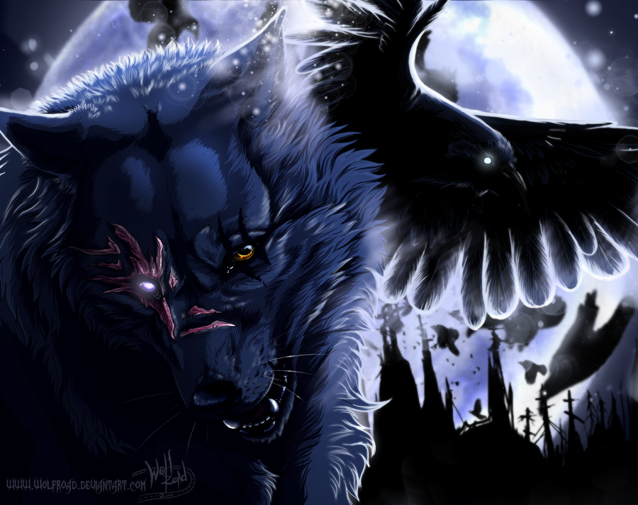 The Curse by WolfRoad