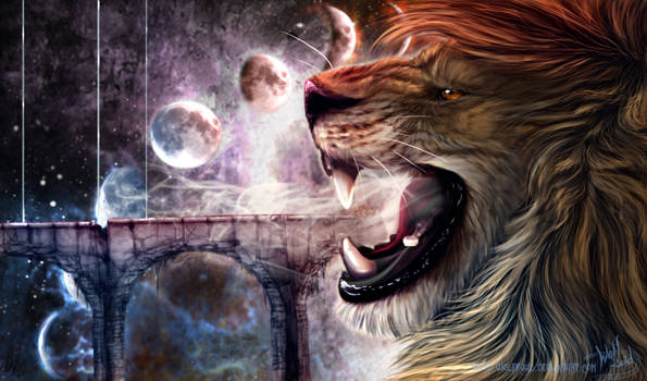 Illustration: Lion