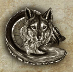 WolfRoad Tatoo by WolfRoad