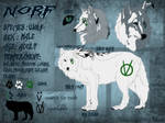 Norf reference sheet