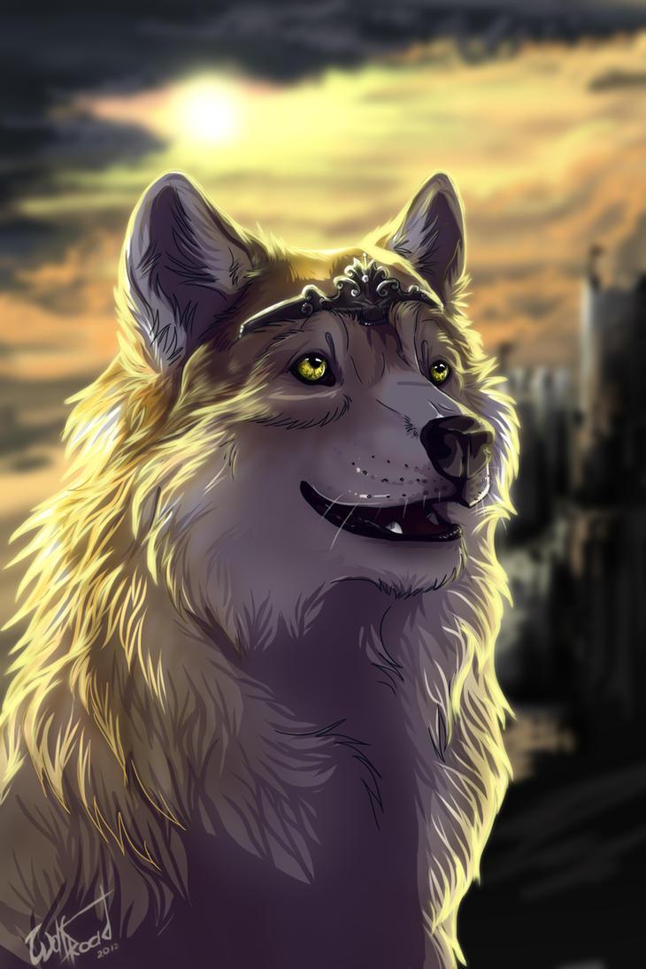 Творчество художника wolfroad часть 1