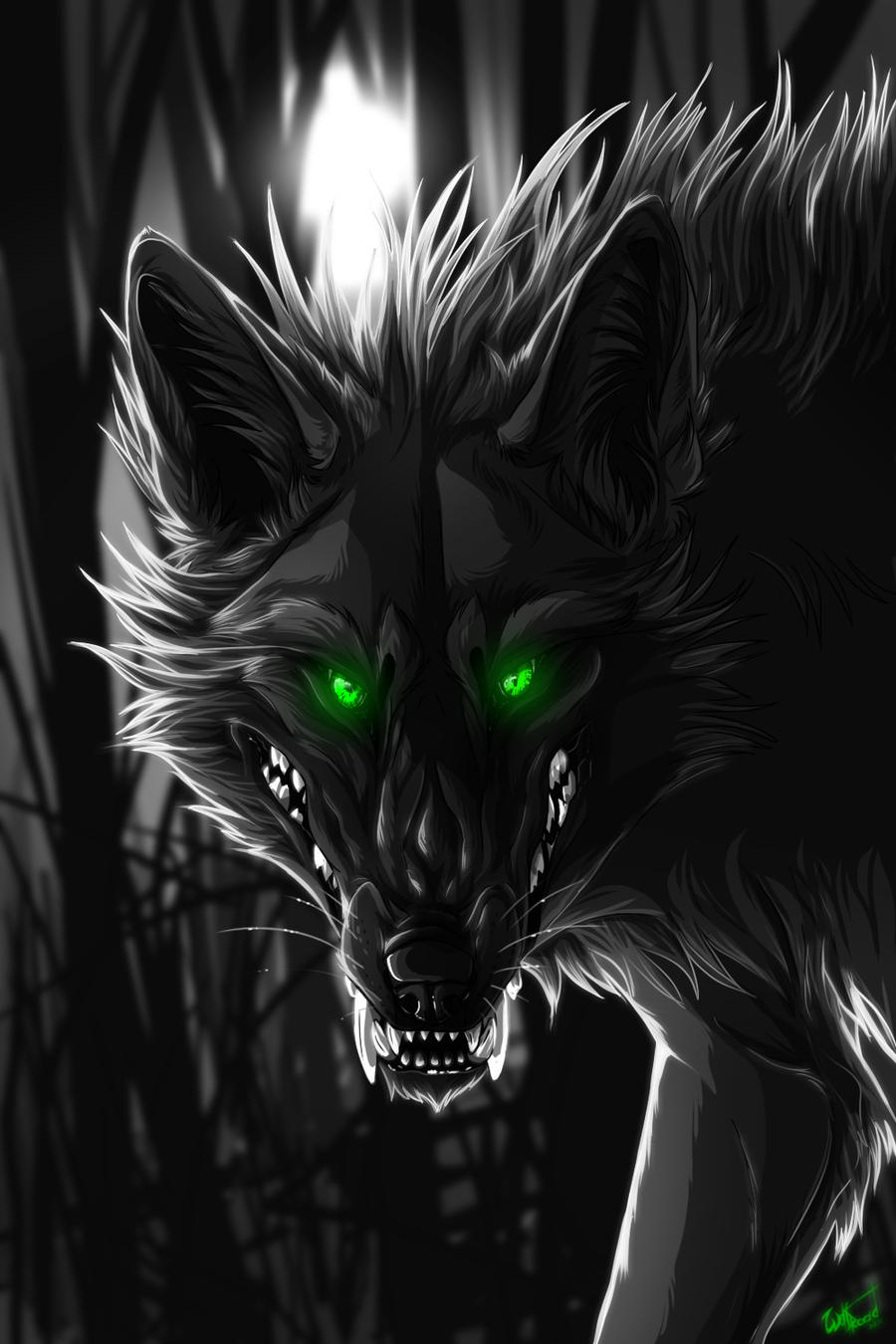 Black Hide by WolfRoad