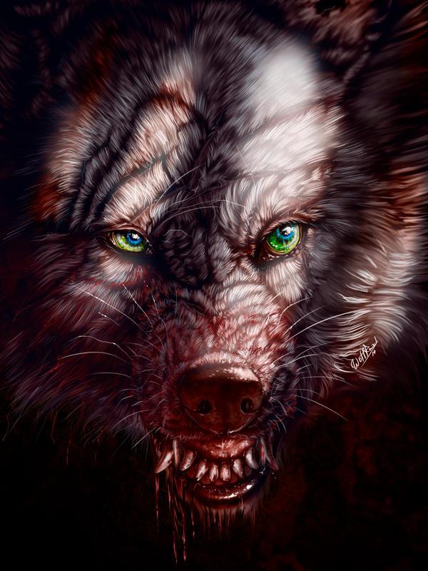 Hear my roar by WolfRoad