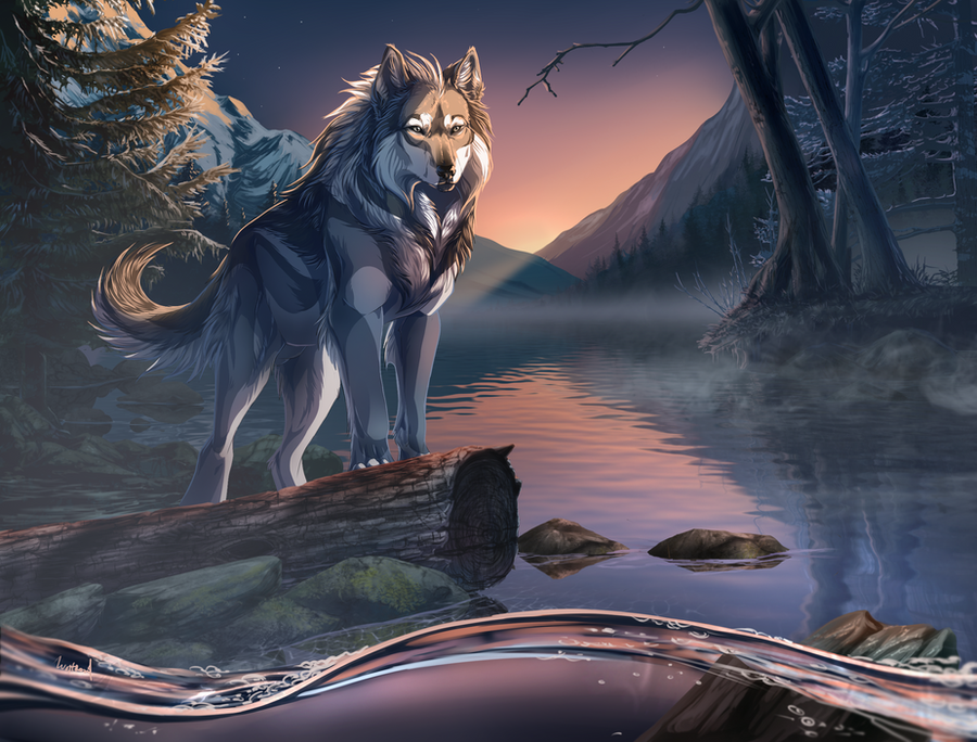 Desolation by WolfRoad