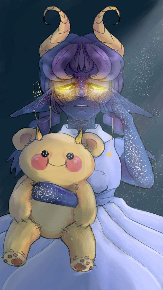 Sleep demon by Owllion