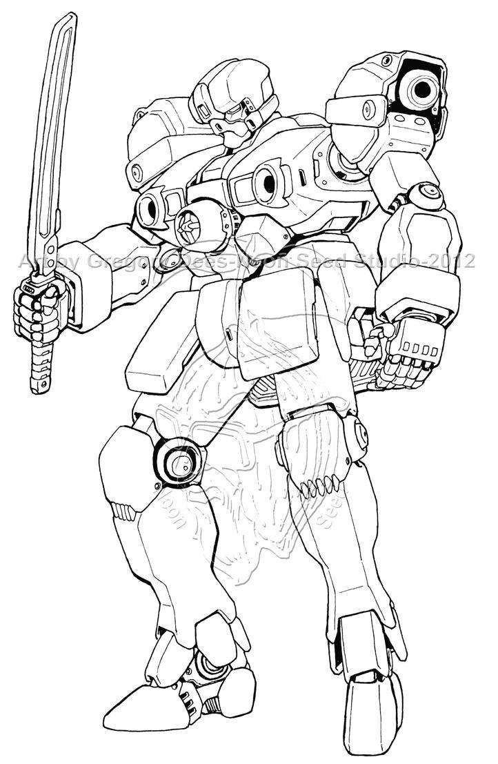 Guardsman by GTDees