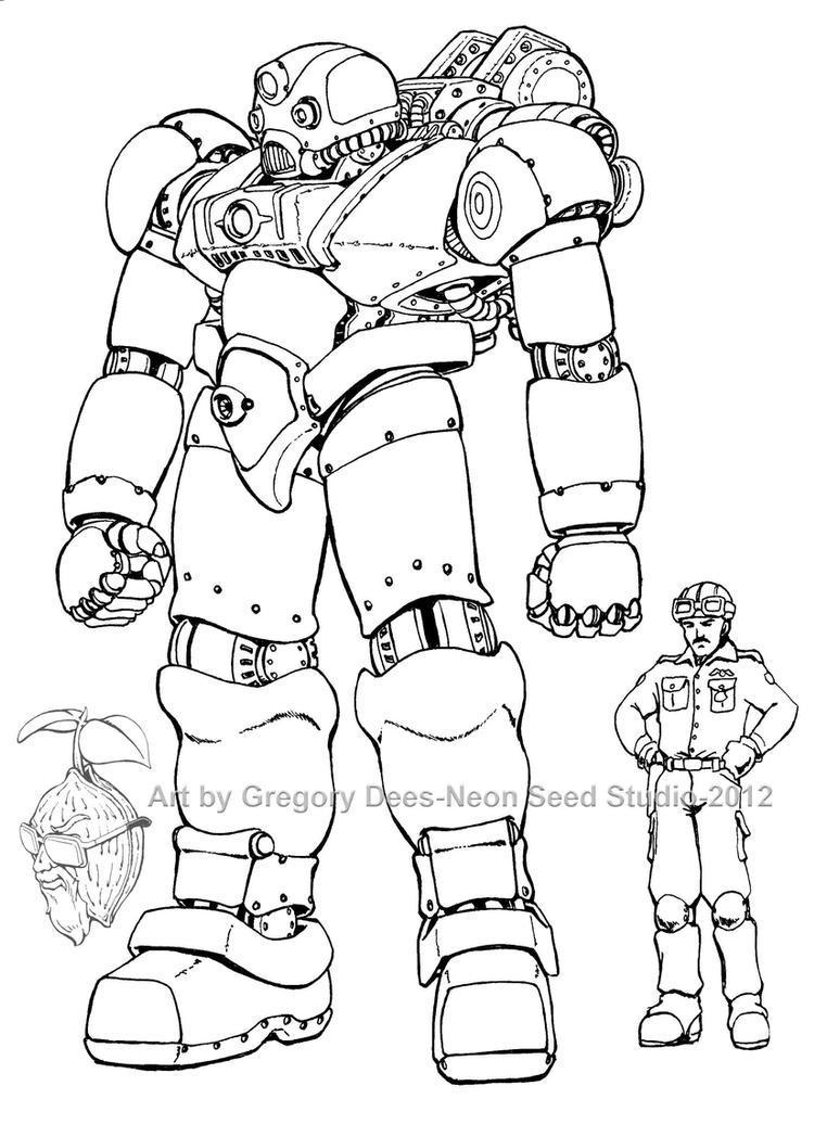 Arthur MK2 by GTDees