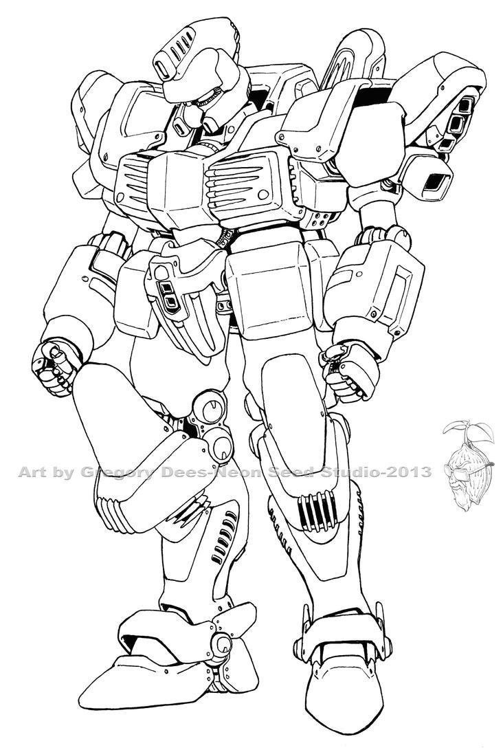 Titan EX by GTDees