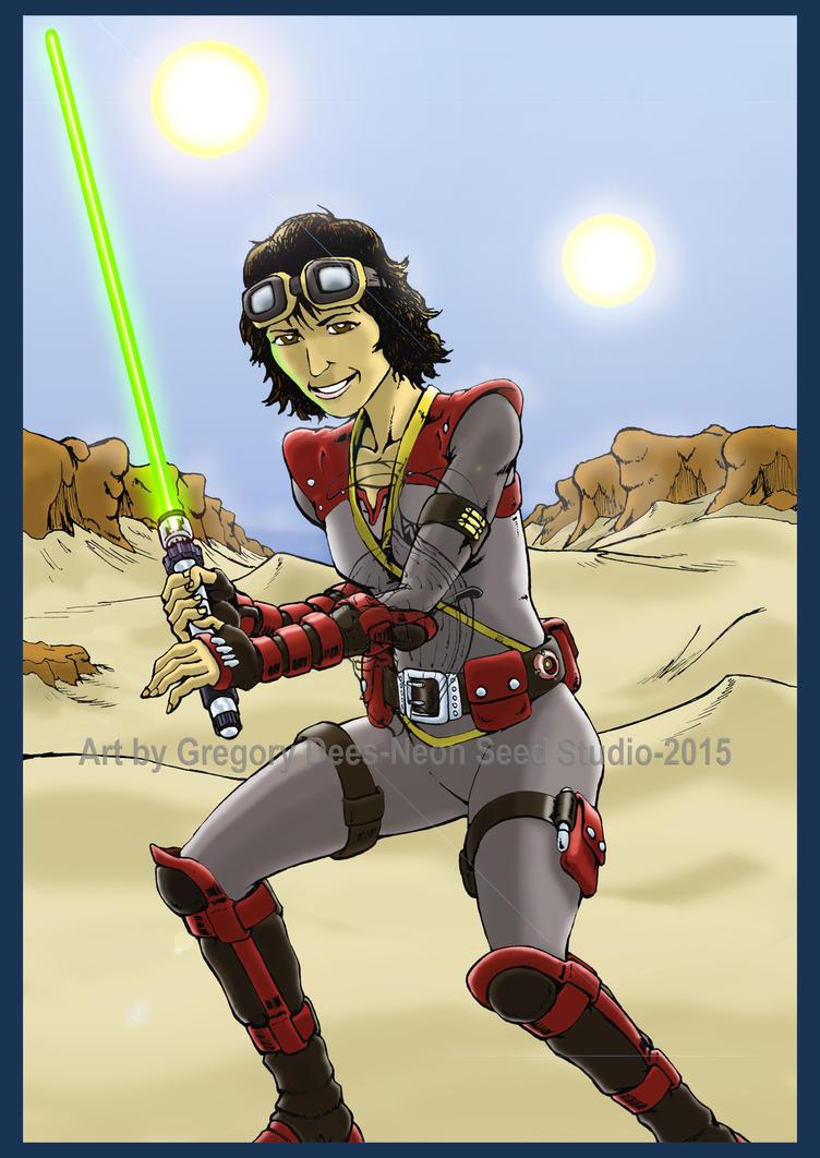 Jedi C color by GTDees