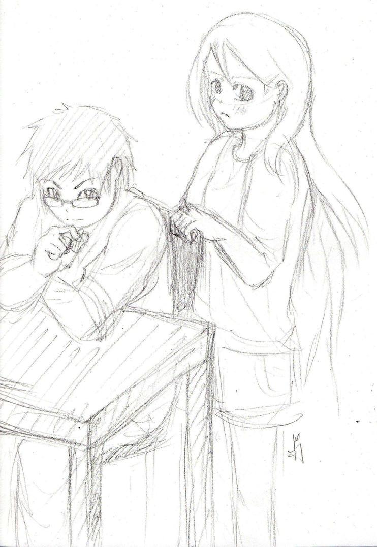 Romantic Couple Coloring Pages