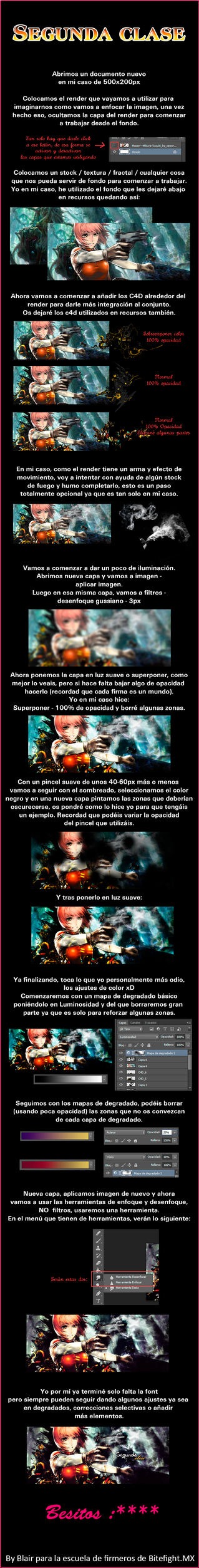Tuto Segunda Clase BiteMX by BlairLena