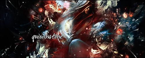 Quiwinstone pedido by BlairLena