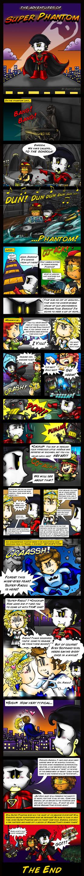 Super Phantom by DarthxErik