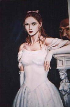 Christine acrylic