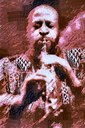 Yusef Lateef by peterpicture