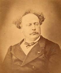 Alexander Dumas by peterpicture