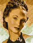 Jessica Tandy by peterpicture