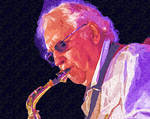 LEE KONITZ by peterpicture