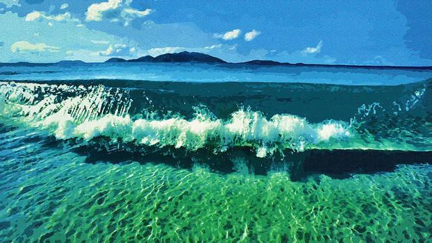 WAVE ON WAVE