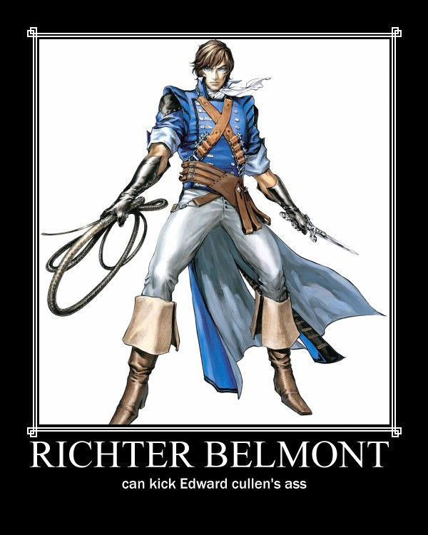 Richter belmont by psyclonius