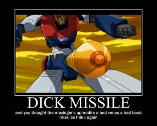 Dick Missile by psyclonius