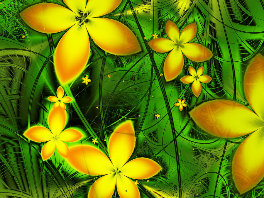 Weeds by janinesmith54