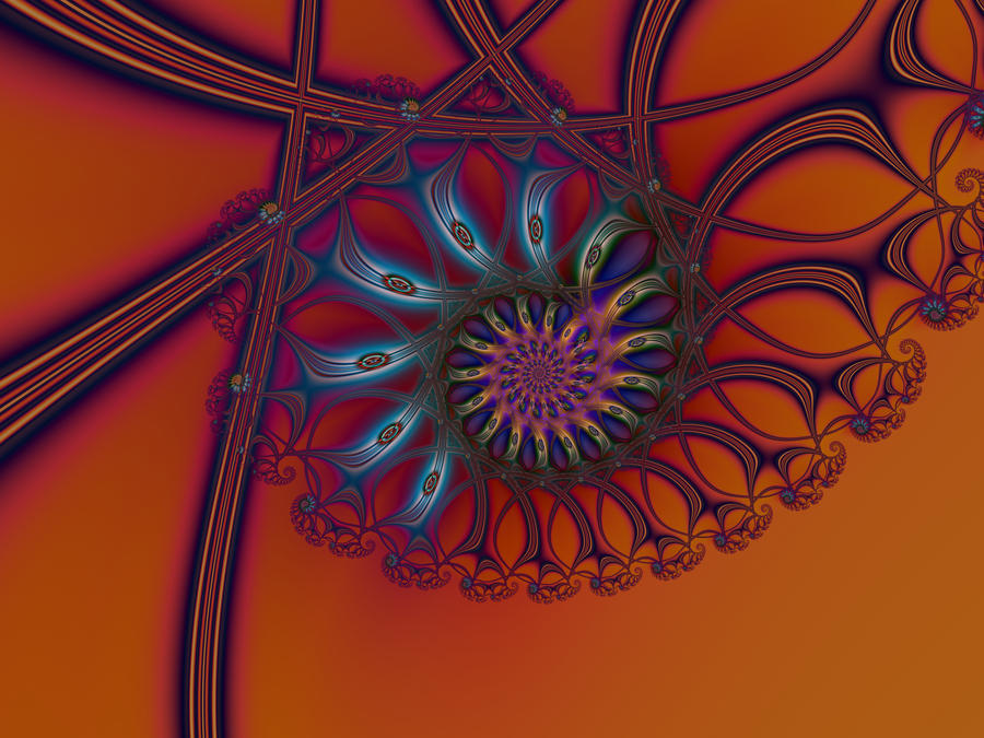 Cedric's Spiral by janinesmith54