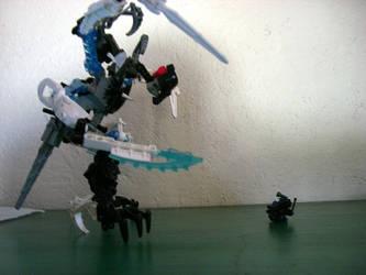Epic Duel. by GHMATT14