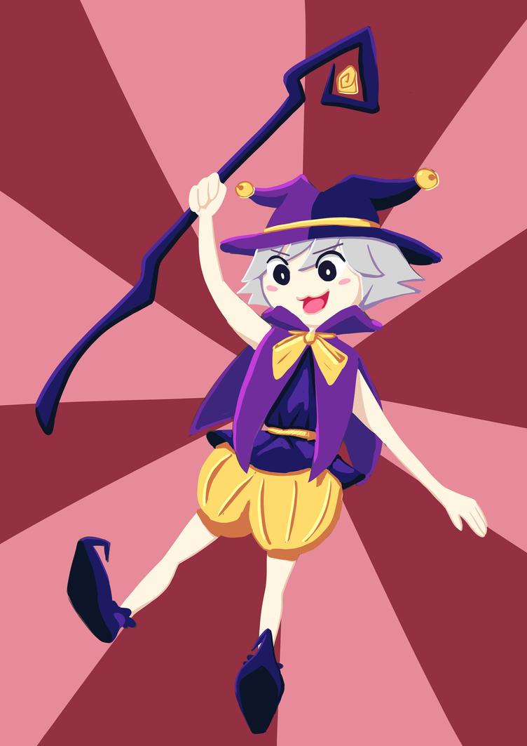 DnD Character by Nova-Bayley