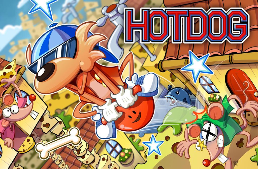 HOTDOG cover art