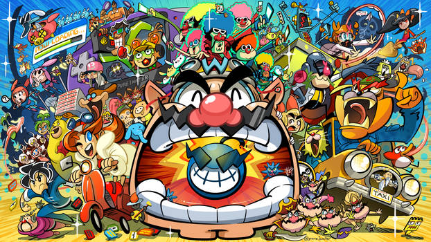 WarioWare Ultimate by pure1water