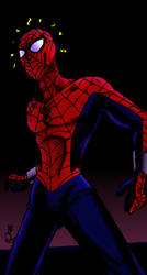 Spiderman by lucida-lownes
