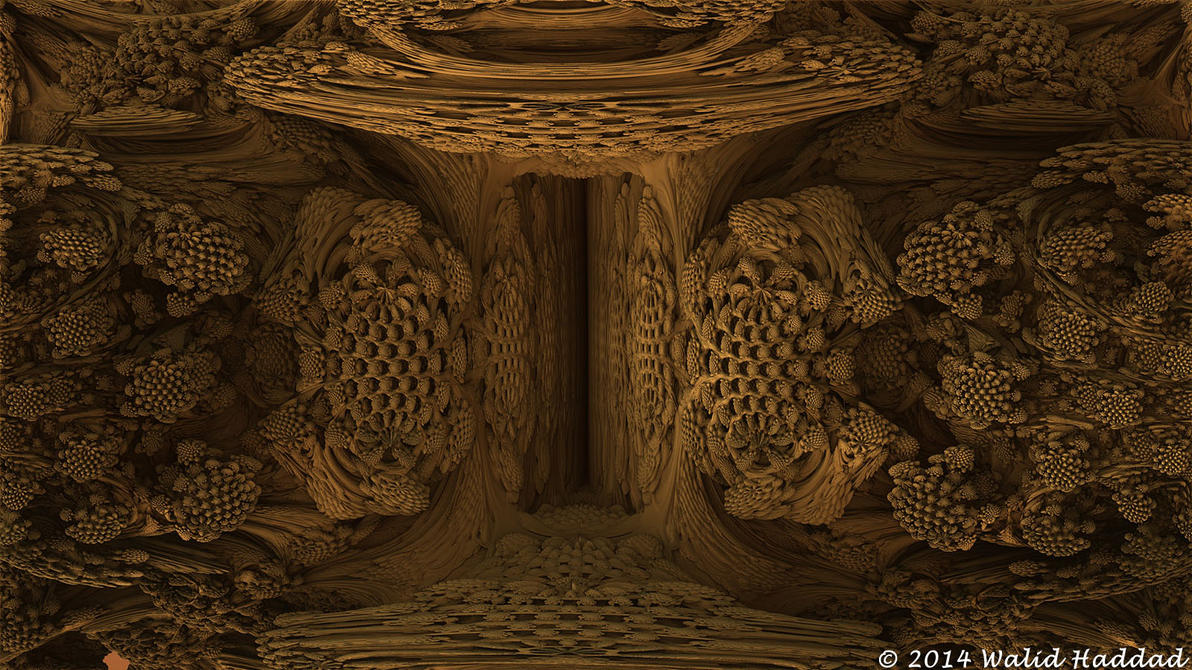 Fractal 3D 000 by whaddad