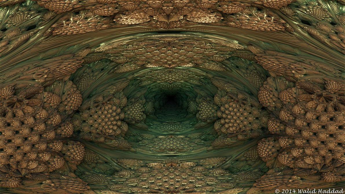 Fractal 3D 025 by whaddad