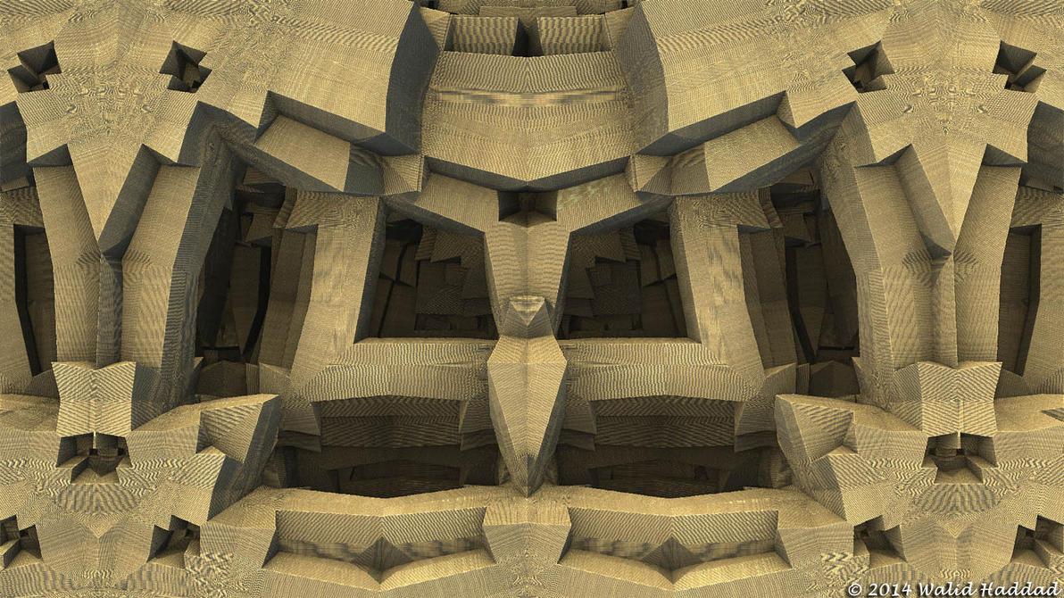 Fractal 3D 044 by whaddad