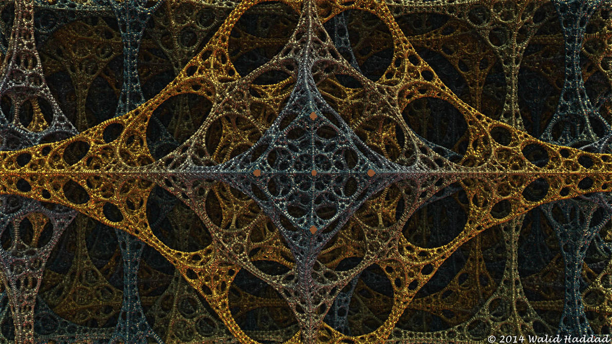 Fractal 3D 045 by whaddad