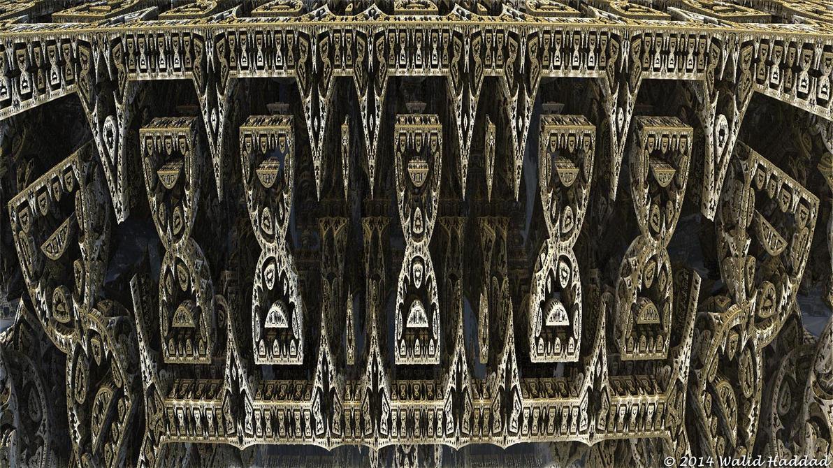 Fractal 3D 047 by whaddad