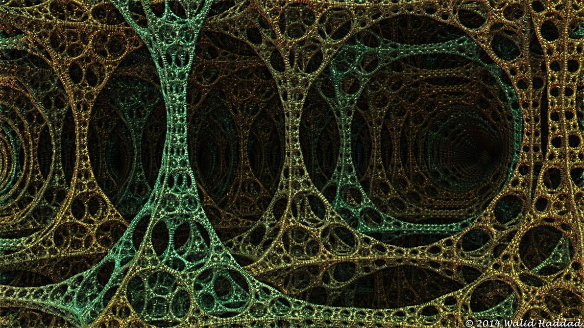 Fractal 3D 049 by whaddad