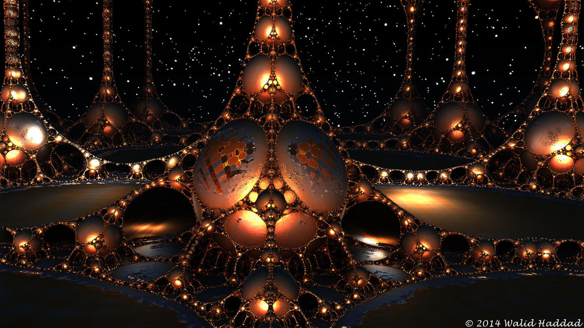 Fractal 3D 066 by whaddad