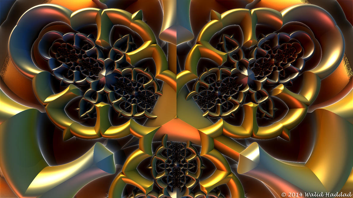 Fractal 3D 069 by whaddad