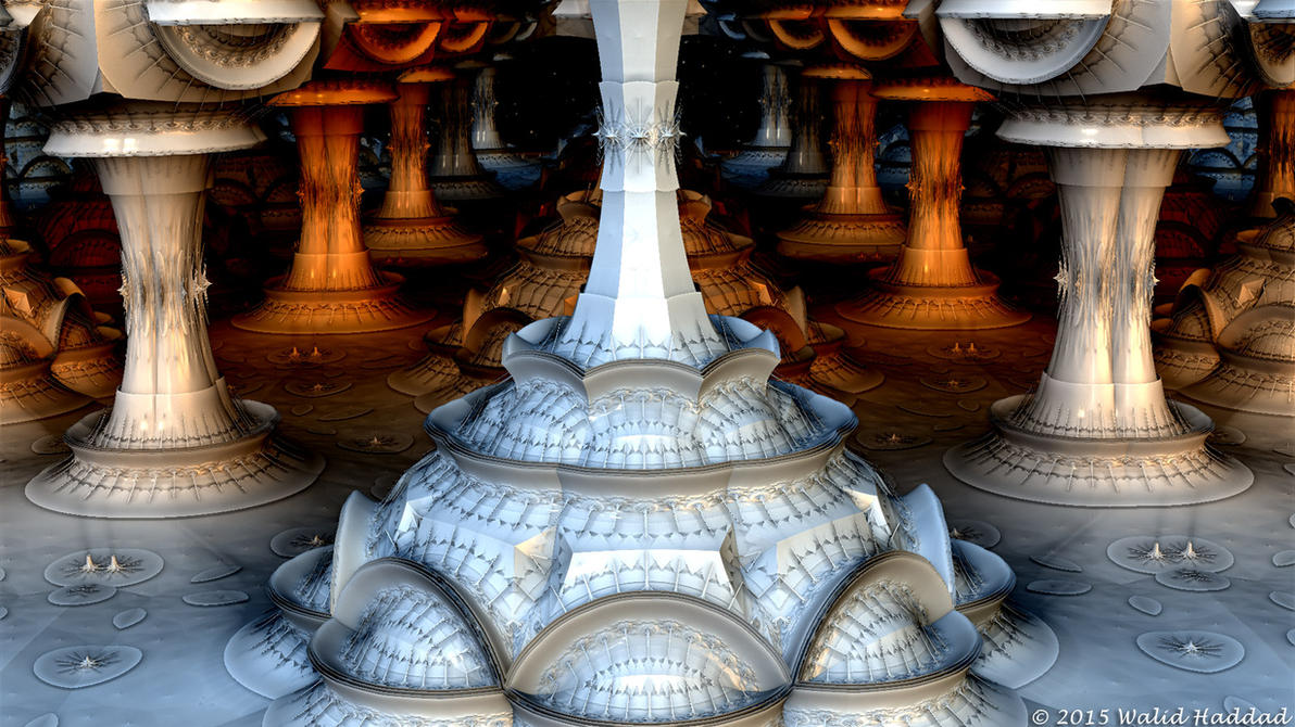 Fractal 3D 132 by whaddad