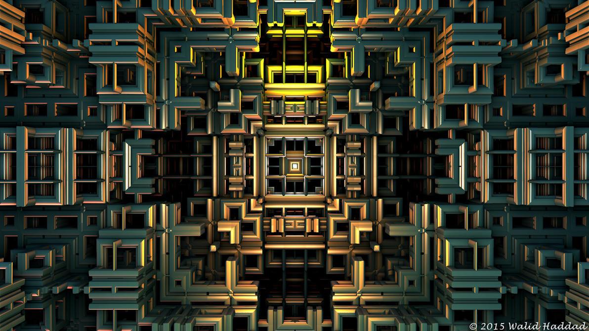 Fractal 3D 178 by whaddad