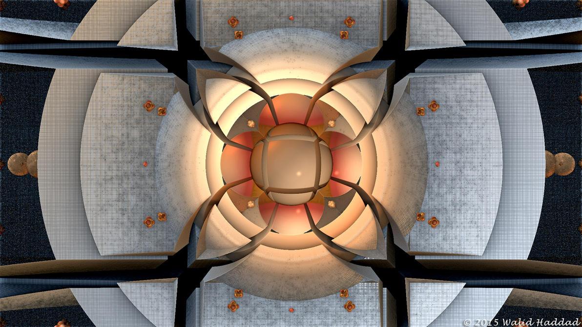 Fractal 3D 180 by whaddad