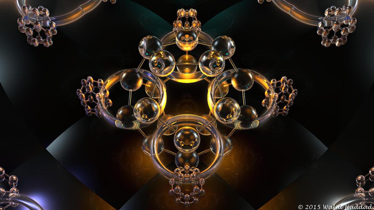 Fractal 3D 182 by whaddad