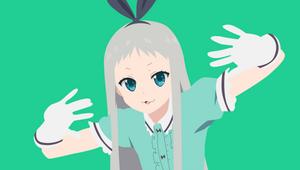 Hideri Kanzaki(Blend S)Minimalist