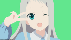 Hideri Kanzaki(BlendS)Minimalist
