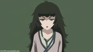 Maho Hiyajo(SteinsGate0)Minimalist