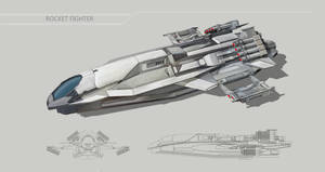 Fighter Fin by Obey-art