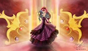 Thronecoming Raven Queen